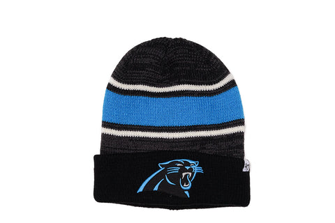 FAIRFAX CUFF KNIT HAT - PANTHERS