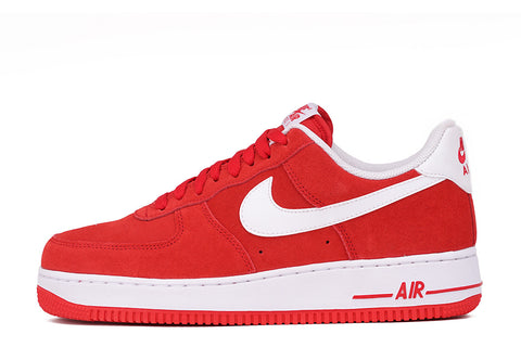 AIR FORCE 1 '07 - UNIVERSITY RED / WHITE