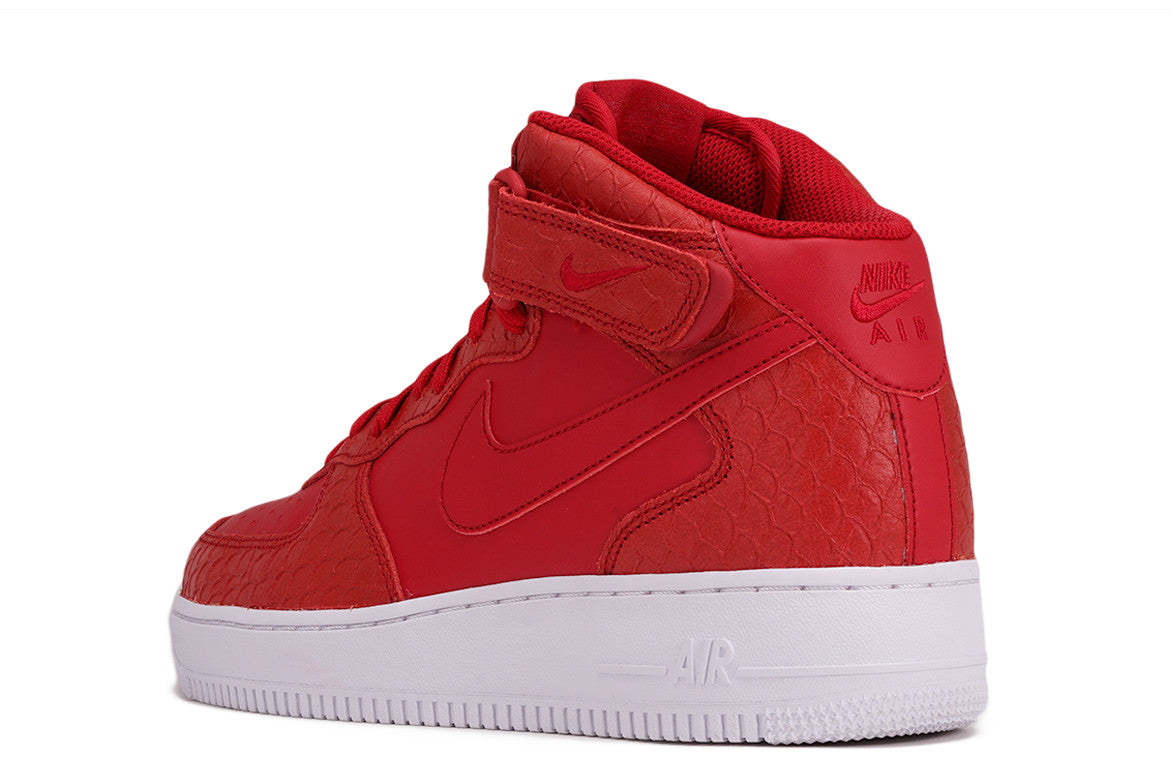 AIR FORCE 1 MID '07 LV8 - GYM RED
