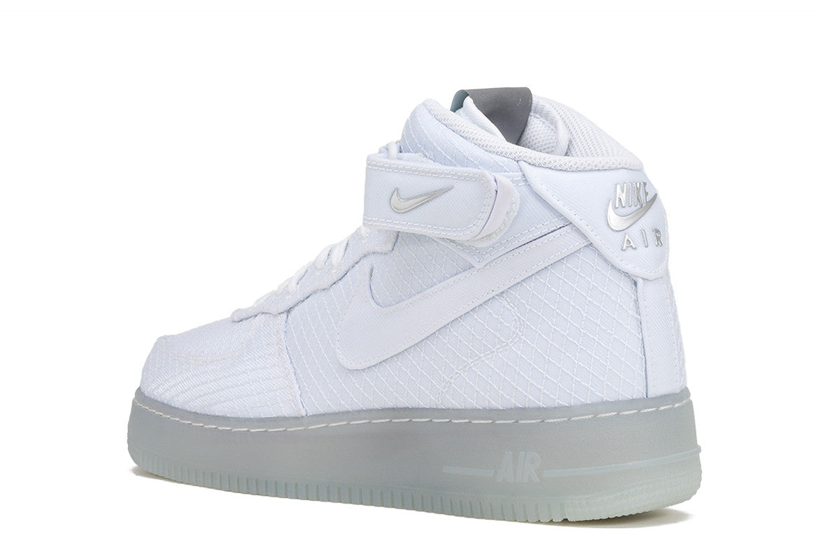 AIR FORCE 1 MID '07 LV8 - WHITE