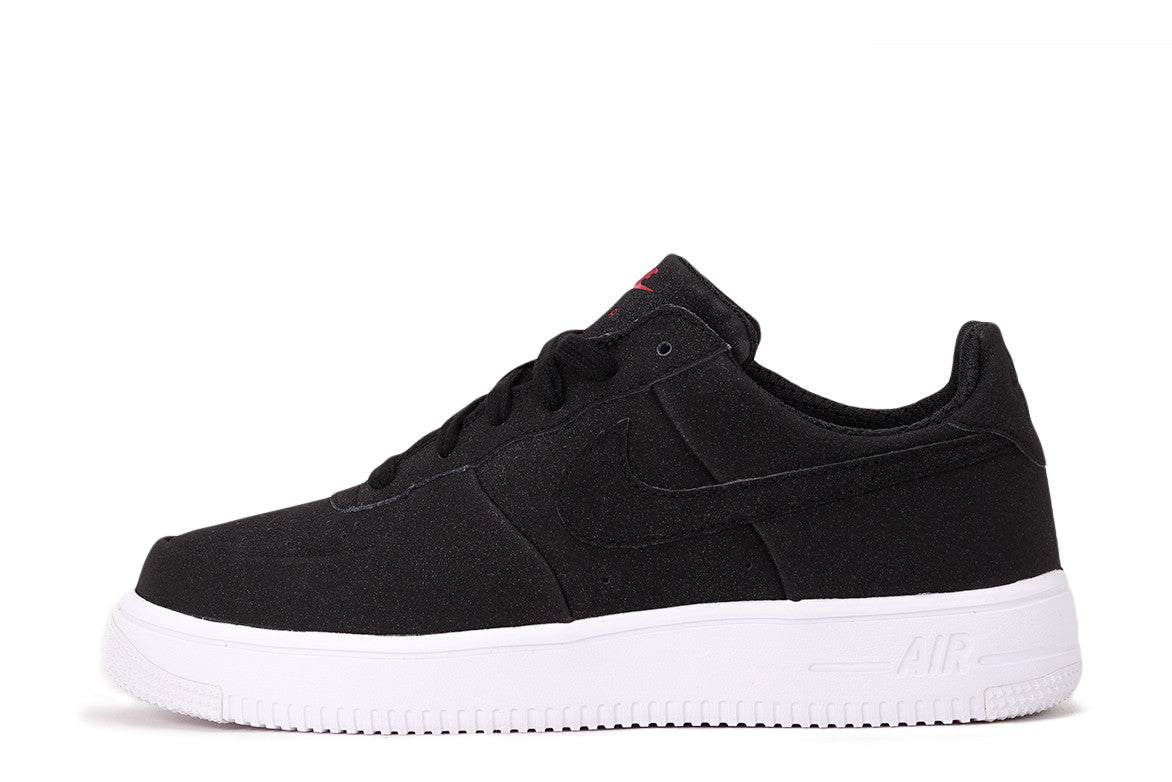 AIR FORCE 1 ULTRAFORCE PRM (GS) - BLACK / RED / WHITE