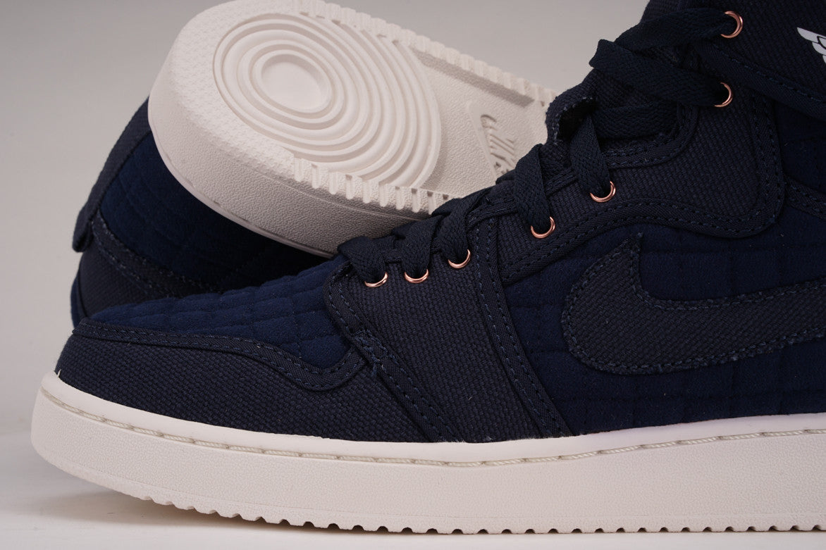 "AIR JORDAN 1 RETRO KO HIGH OG ""QUILTED NAVY"""