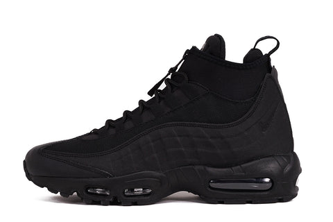 AIR MAX 95 SNEAKERBOOT - BLACK
