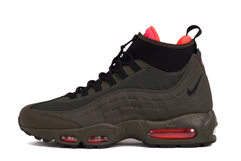 AIR MAX 95 SNEAKERBOOT - DARK LODEN