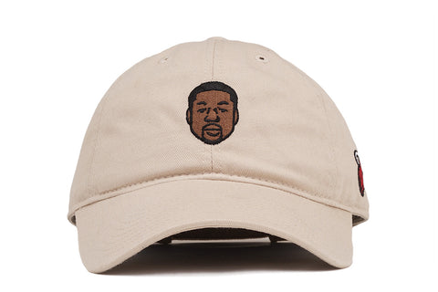 PLAYER DAD HAT DWYANE WADE - TAN