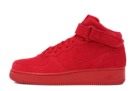 AIR FORCE 1 MID '07 - GYM RED