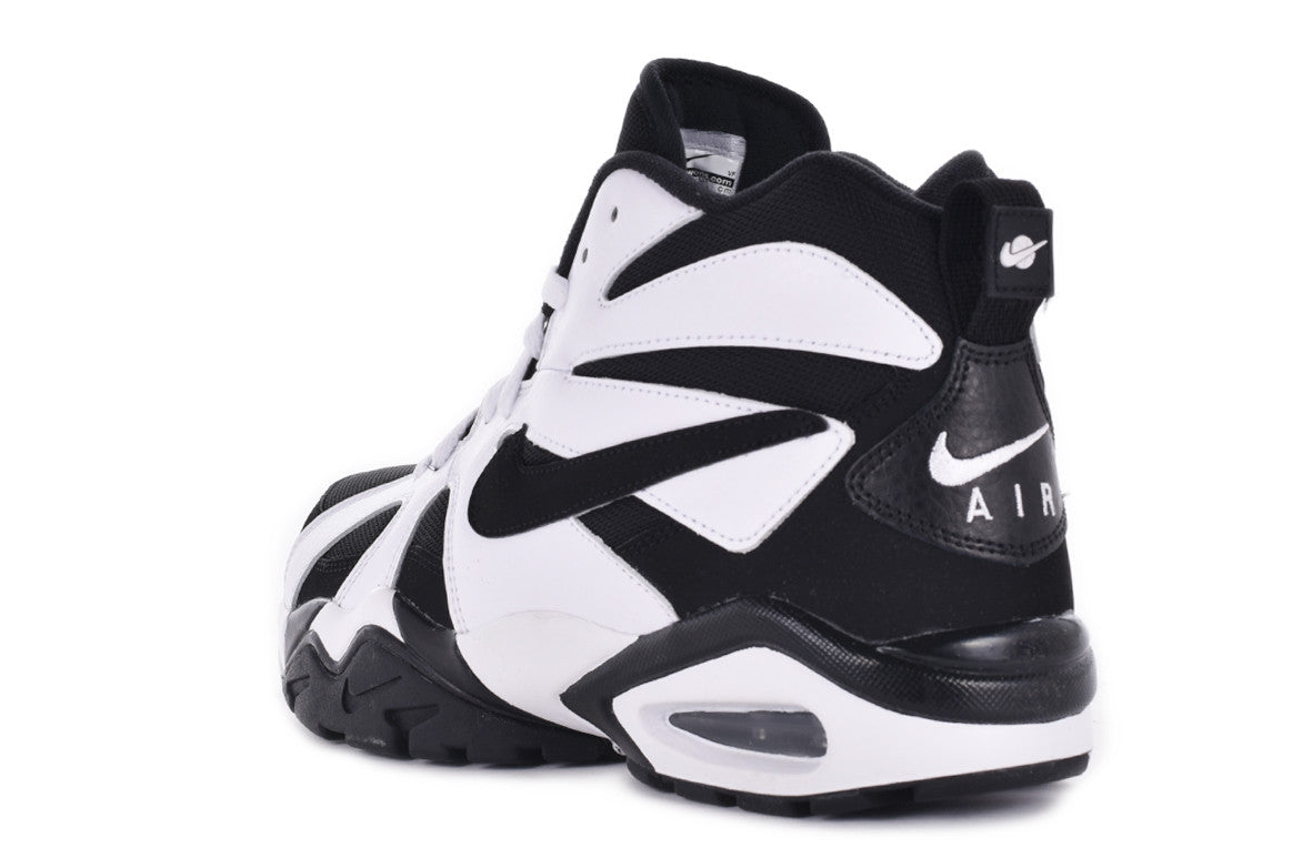 AIR DIAMOND FURY '96 - BLACK / WHITE