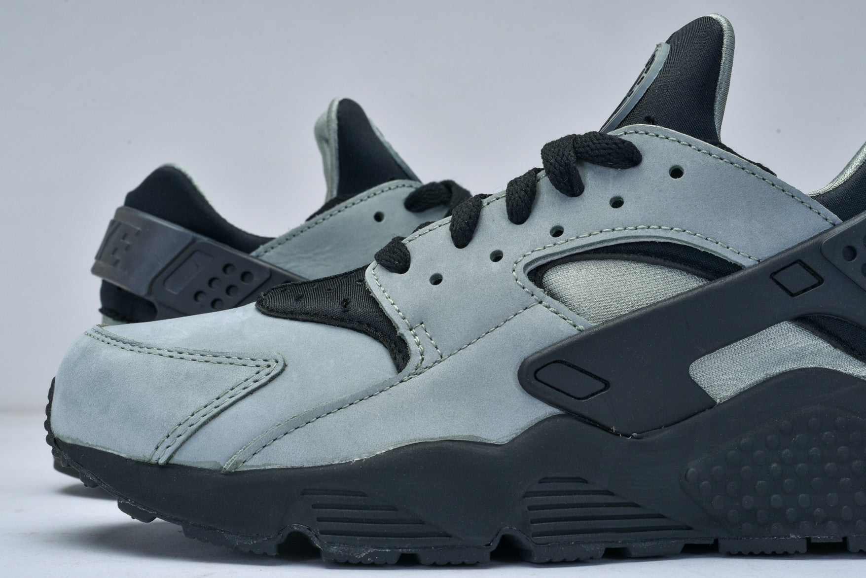 AIR HUARACHE RUN PREMIUM - MICA GREEN