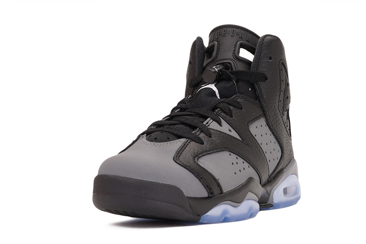 AIR JORDAN 6 RETRO (GS) - COOL GREY