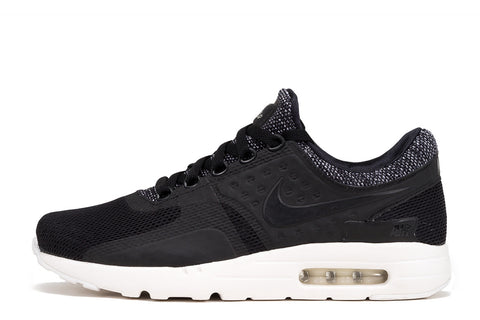 AIR MAX ZERO BREATHE - BLACK