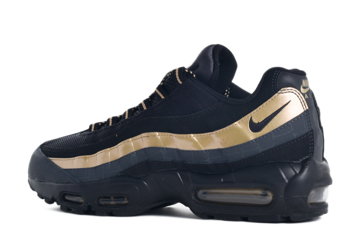 AIR MAX 95 PREMIUM - METALLIC GOLD