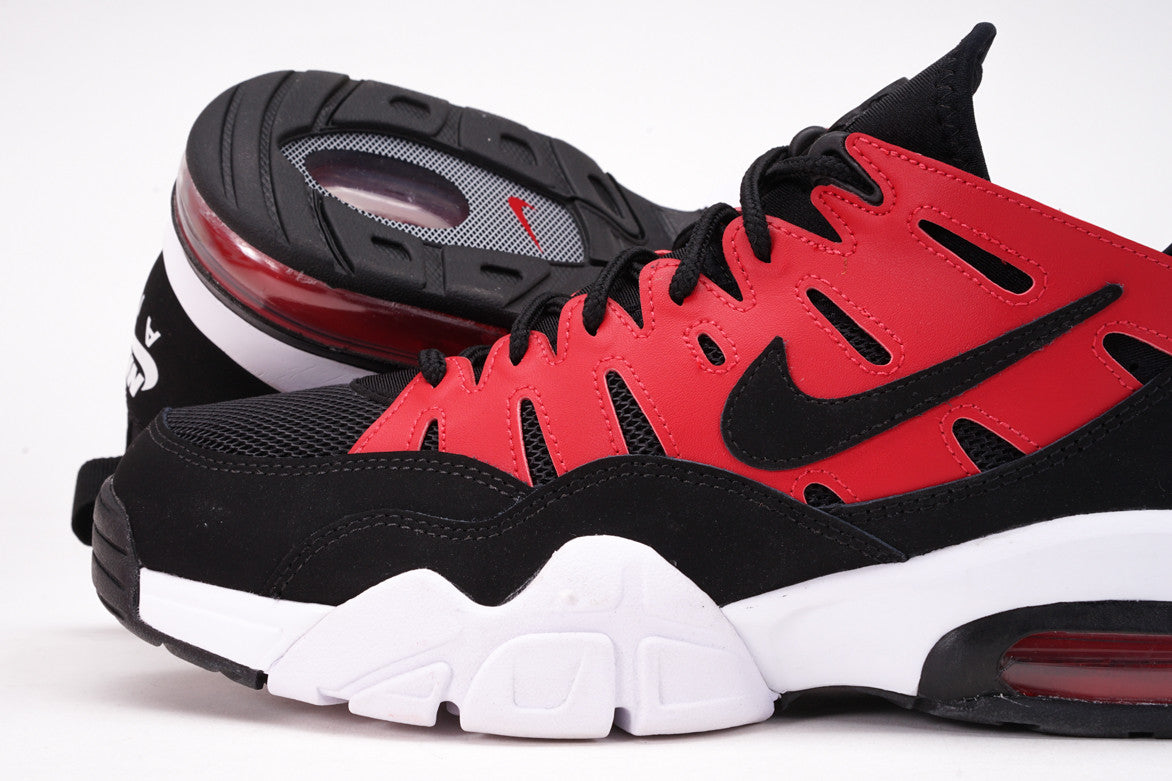 AIR TRAINER MAX '94 LOW - GYM RED / BLACK