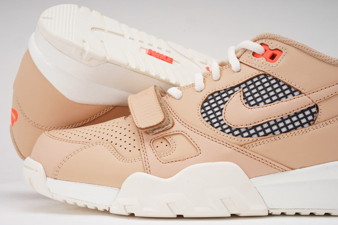 AIR TRAINER 2 - VACHETTA TAN