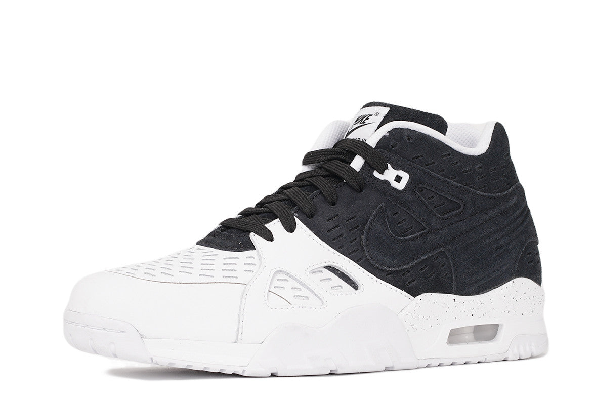 AIR TRAINER 3 LE - BLACK/ WHITE