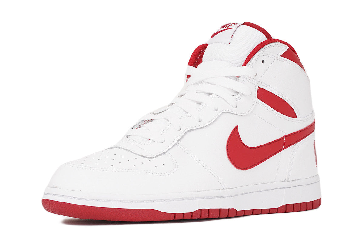 factory price 47324 61bbe BIG NIKE HIGH - WHITE   GYM RED   City Blue