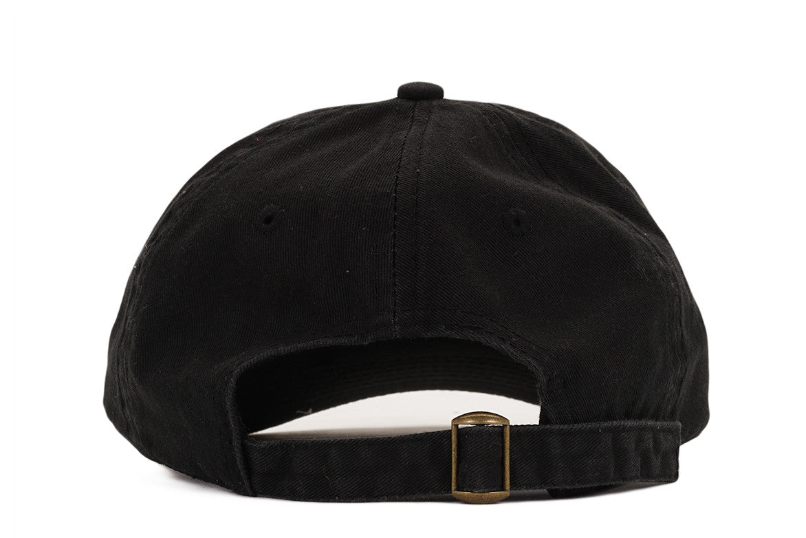 """BIG POPPA"" DAD HAT - BLACK"