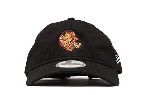 "CITY BLUE X NEW ERA ""PIZZA PARTY"" - BLACK"