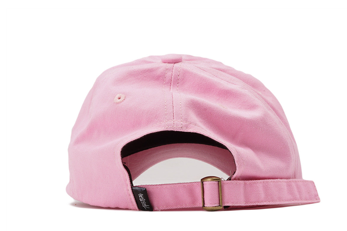"""I CAME TO BREAK HEARTS"" DAD HAT - PINK"