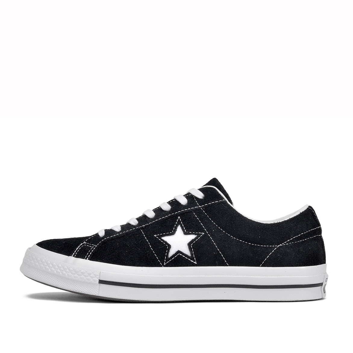 ONE STAR OX - BLACK / WHITE
