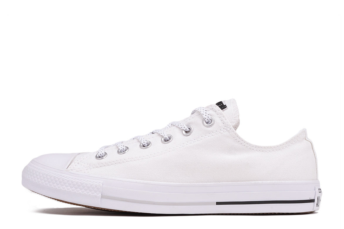 638a28428c CHUCK TAYLOR ALL STAR OX SHIELD - WHITE