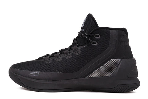 "CURRY 3 ""TRIPLE BLACK"""