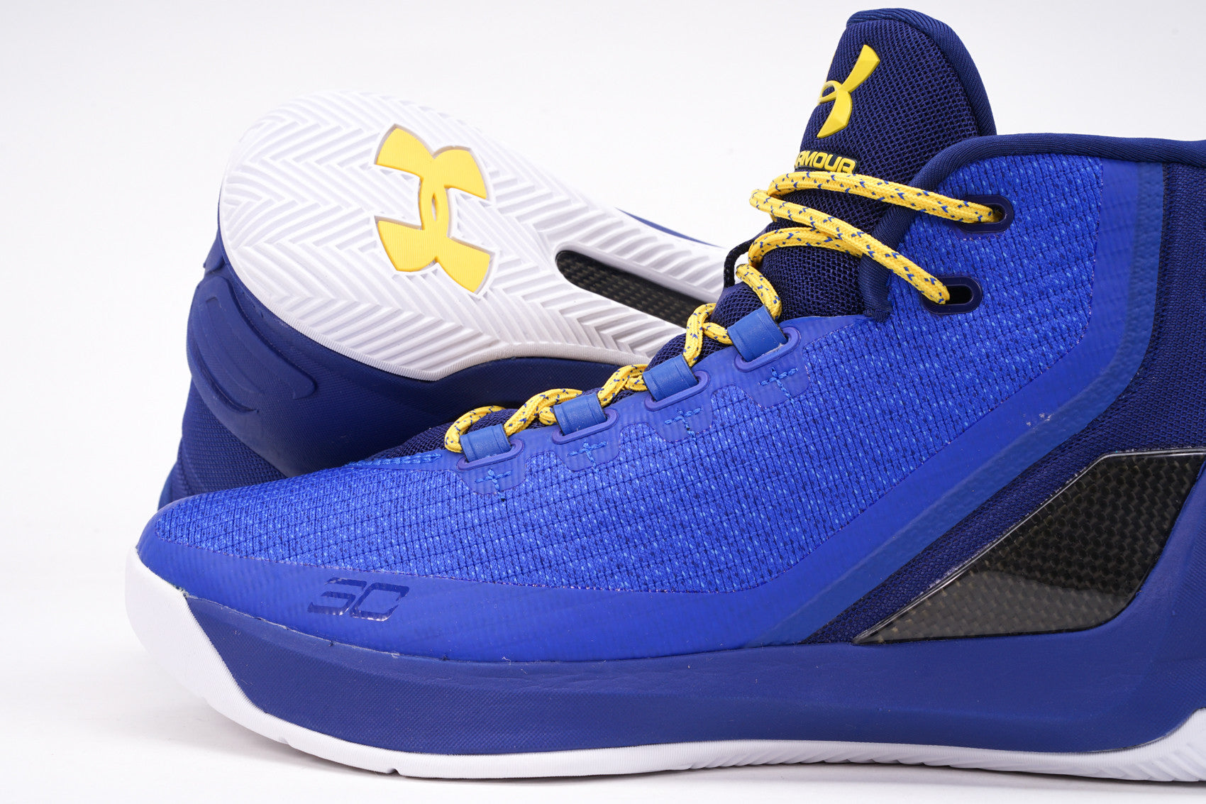 "CURRY 3 ""WARRIORS HOME"""