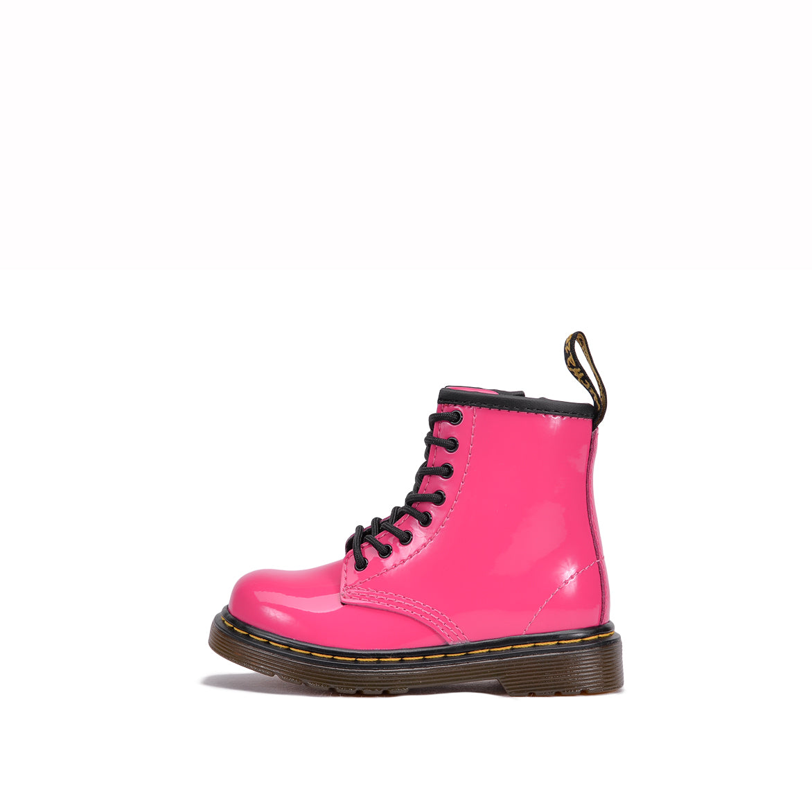 BROOKLEE PATENT (TODDLER) - HOT PINK