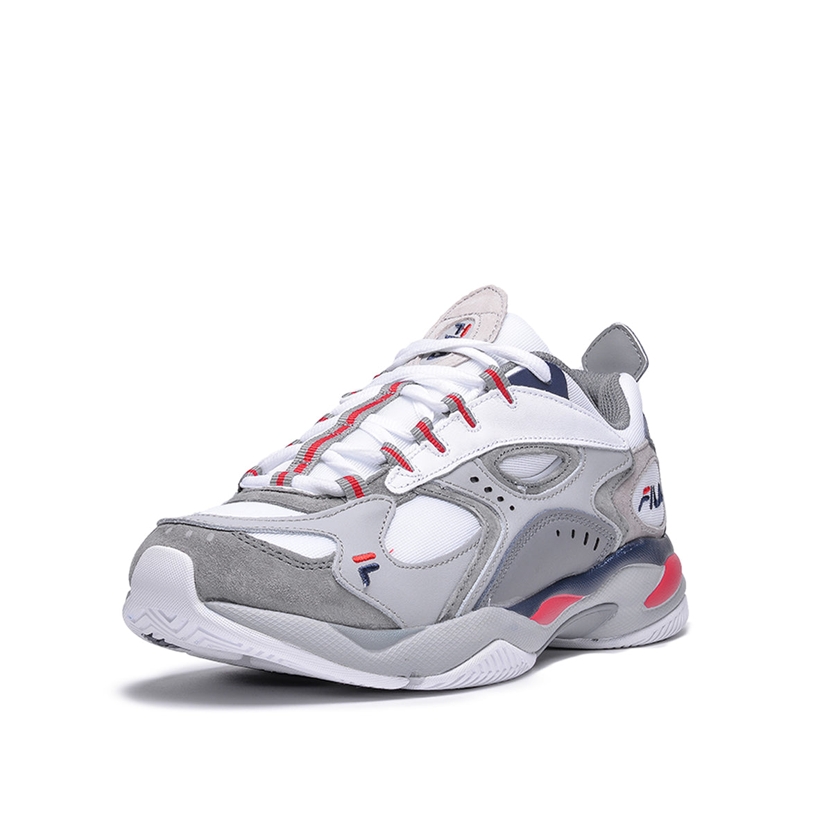 BOVEASORUS - WHITE / SILVER / NAVY / RED