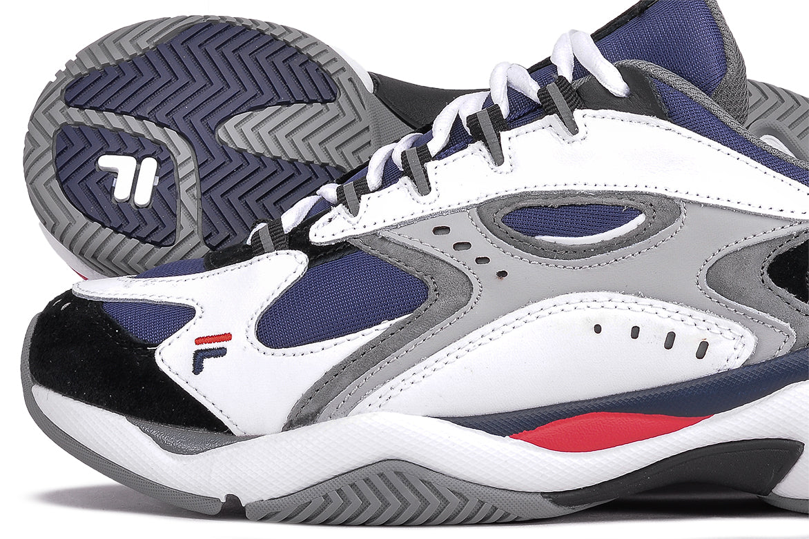 BOVEASORUS - NAVY / WHITE / RED / GREY