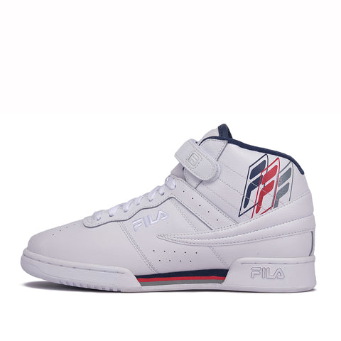 F-13 F-BOX - WHITE / NAVY / RED