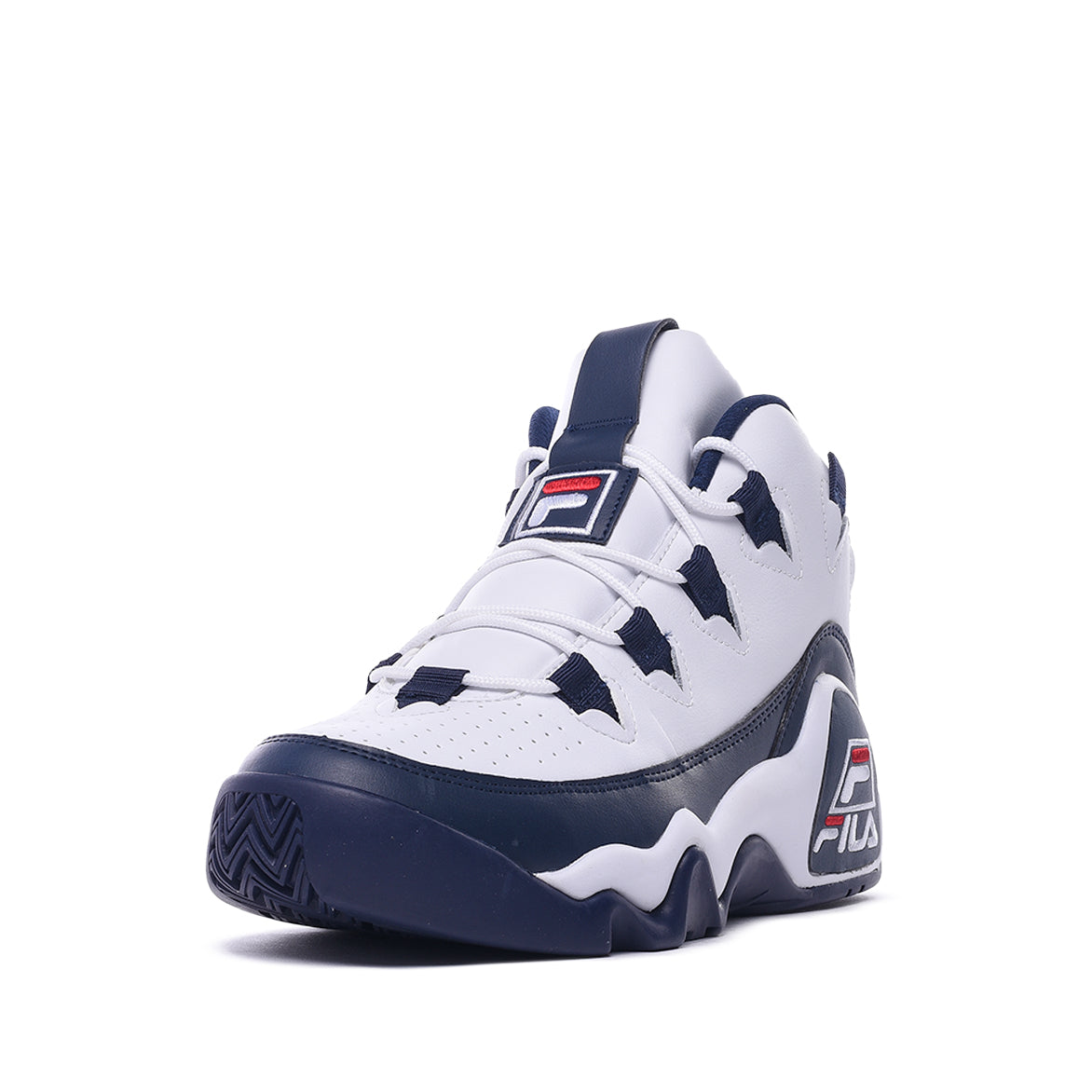 GRANT HILL 1 - WHITE / NAVY / RED