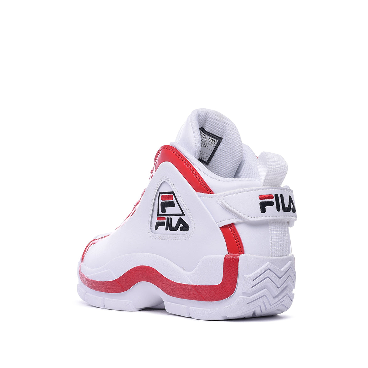 GRANT HILL 2 - WHITE / RED / BLACK