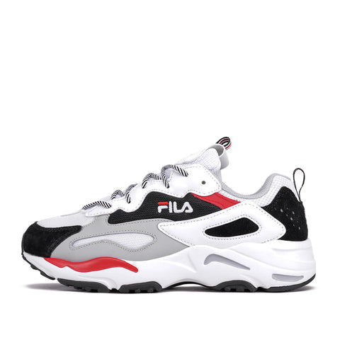 RAY TRACER - WHITE / BLACK / GREY / RED