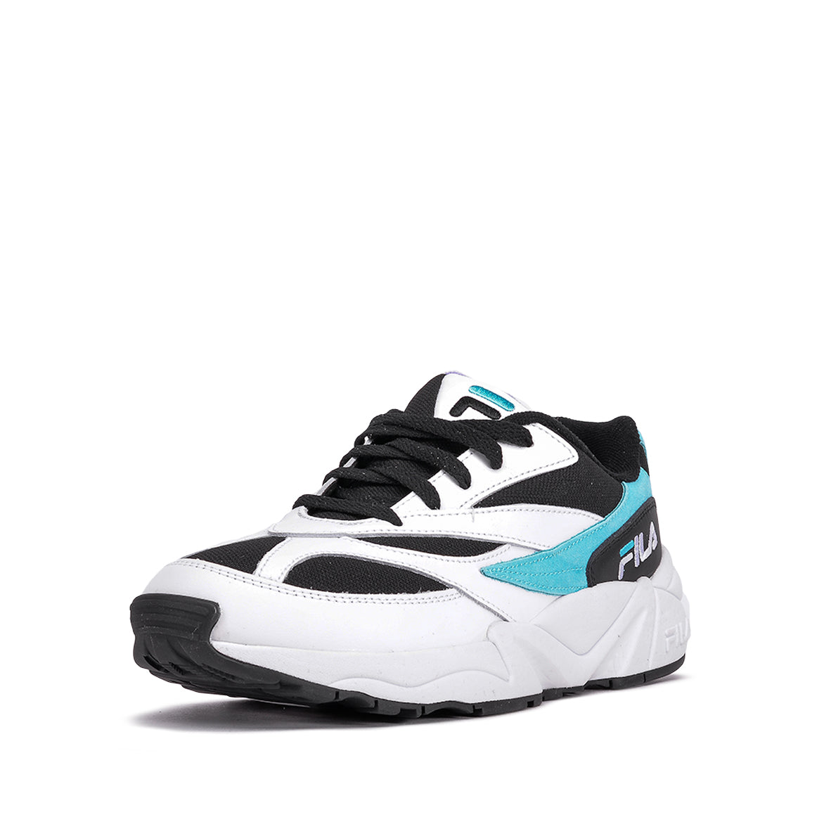 V94M - BLACK / WHITE / TEAL