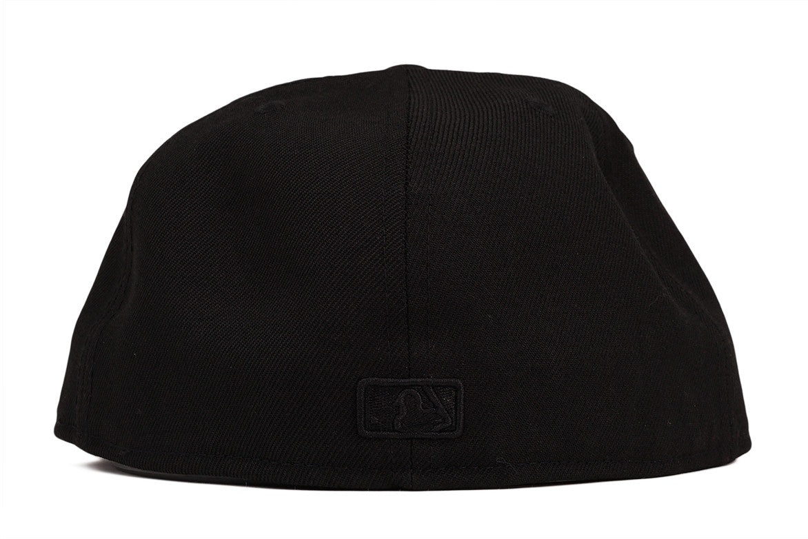 5950 PHILLIES FITTED - BLACK / BLACK