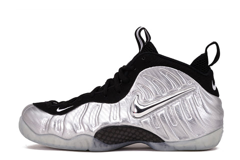 "AIR FOAMPOSITE PRO PRM ""SILVER SURFER"""