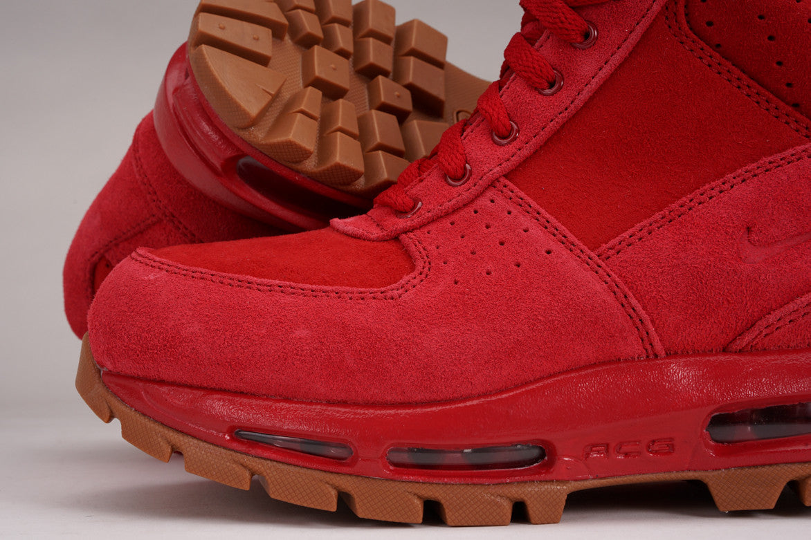 AIR MAX GOADOME (GS) - GYM RED
