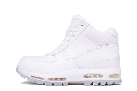 "AIR MAX GOADOME ""TRIPLE WHITE"""