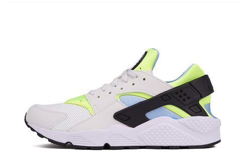 AIR HUARACHE - OFF WHITE / VOLT