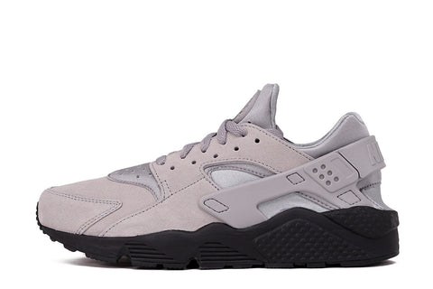 AIR HUARACHE RUN SE - MATTE SILVER