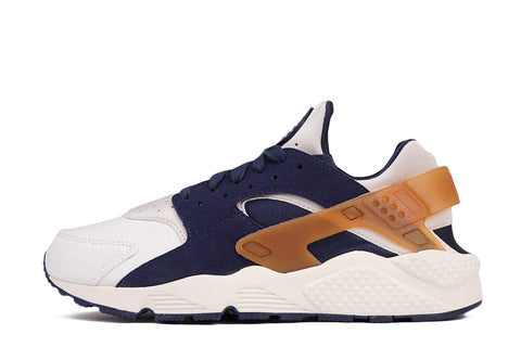 AIR HUARACHE PREMIUM - SAIL / MIDNIGHT NAVY
