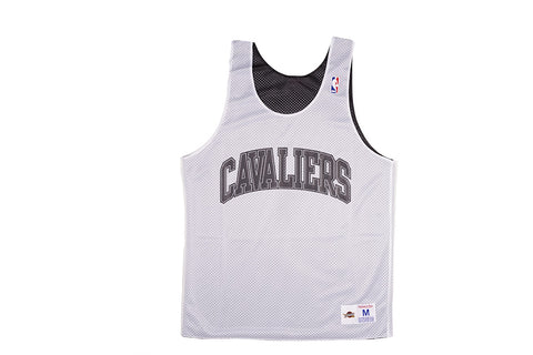 NBA DROP STEP REVERSIBLE JERSEY - CAVALIERS