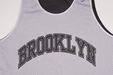 NBA DROP STEP REVERSIBLE JERSEY - NETS