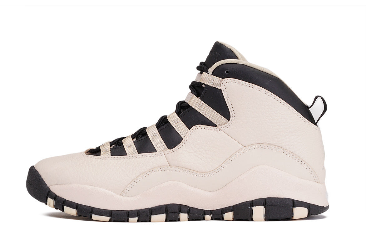 AIR JORDAN 10 RETRO PREMIUM (GS) - PEARL WHITE