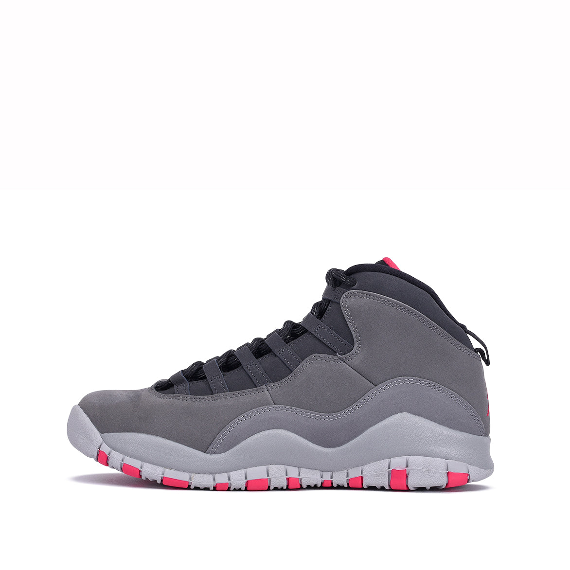20bb100a7f0 ... good air jordan 10 retro gs dark smoke 34872 031d2