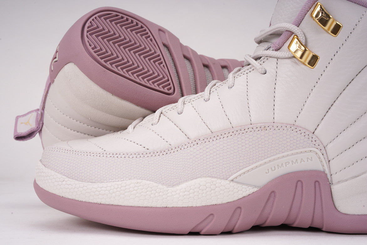 "AIR JORDAN 12 RETRO PREMIUM HC (GS) ""PLUM FOG"""