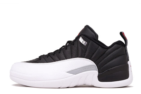 "AIR JORDAN 12 RETRO LOW (GS) ""PLAYOFFS"""