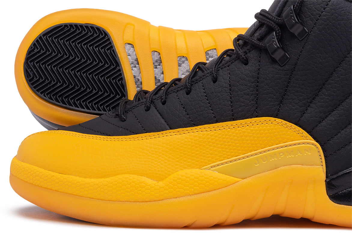 "AIR JORDAN 12 RETRO ""UNIVERSITY GOLD"""