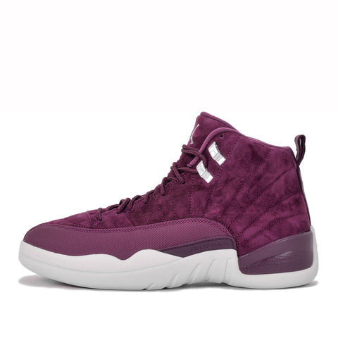"AIR JORDAN RETRO 12 (GS) ""BORDEAUX"""