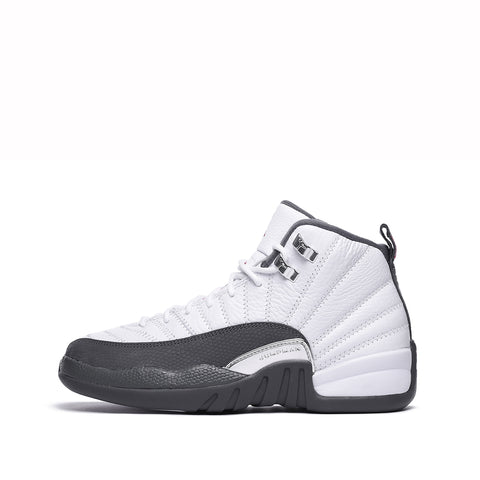 "AIR JORDAN 12 RETRO (GS) ""DARK GREY"""